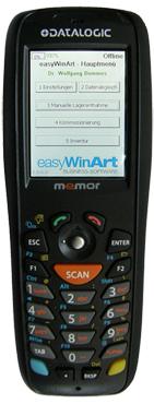 easyWinArt-Barcodeleser